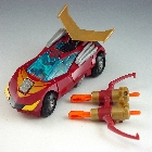 Transformers Animated - Rodimus Minor - Loose - 100% Complete
