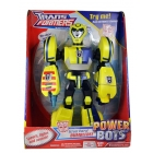 Transformers Animated  - Street Patrol Bumblebee - 100% Complete