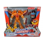 Transformers Animated - Target Exclusive - Sunstorm VS Autobot Ratchet - MISB