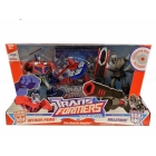 Transformers Animated - Optimus Prime vs. Megatron: The Battle Begins - MISB