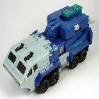 Transformers Animated - Ultra Magnus - Loose - 100% Complete