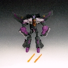 Transformers Animated - Voyager Class - Skywarp - Loose - 100% Complete