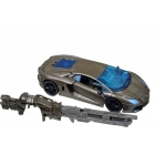 Transformers Age of Extinction - Deluxe Class - Lockdown - Loose - 100% Complete