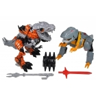 Transformers AOE - Evolution 2-Pack Grimlock - Loose - 100% Complete