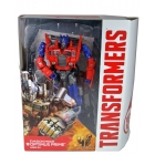 Transformers AOE - Evasion Mode Optimus Prime - MIB - 100% Complete