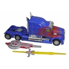 Transformers Age of Extinction - Leader Class - Optimus Prime - Loose - 100% Complete