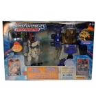 Armada - Powerlinx Optimus Prime & Jetfire Giftset - MISB