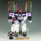 Armada - Galvatron w/ Clench - Loose - Near Complete