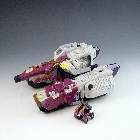 Armada - Galvatron w/ Clench - Loose - Missing Missiles