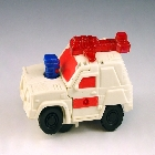 Armada - McDonald's Happy Meal - Red Alert - Loose - 100% Complete