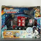 Armada - Powerlinx Optimus Prime with Corona Sparkplug