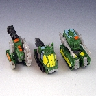 Armada - Road Wrecker Mini-Con Team - Loose - 100% Complete
