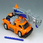 Armada - Smokescreen - Loose - Missing mini-con