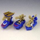 Armada - Sea  Recolor Mini-Con Team - Loose - 100% Complete
