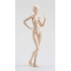 S.H.Figuarts - Woman - Pale Orange Color