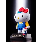 Chogokin - Hello Kitty - Blue Ver.