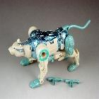 Botcon - 2001 Tigatron Transmetal - Loose - 100% Complete