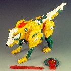 Botcon 2007 - Weirdwolf - Loose - 100% Complete