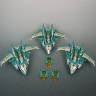 Botcon 2009 - Set of 3 Sweeps - Loose - 100% Complete
