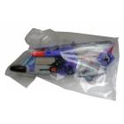 Botcon 2011 - Souvenir Exclusive - Shattered Glass Galvatron - MISBAG