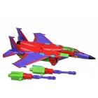 Botcon 2011 - Shattered Glass Thundercracker - Loose - 100% Complete