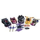 Botcon 2011 - Exclusive Set - Stunticon Set - Loose - 100% Complete