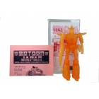 Botcon Japan 1997 - Super Hybrid Model Galvatron - Translucent orange