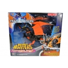 Transformers Prime - Beast Hunters - Beast Fire Predaking - MIB