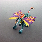 Beast Machines - Geckobot - Loose - 100% Complete