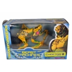 Beast Machines - Mega Cheetor - MIB - 100% Complete