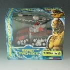 Beast Machines - Mega - Tankor - MIB - 100% Complete