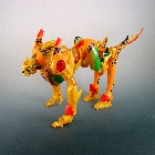 Beast Machines - Supreme Cheetor - Loose - Missing Missiles