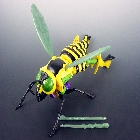 Beast Wars - Deluxe Class - Buzz Saw - Loose - 100% Complete