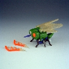 Beast Wars - Basic - Cicadacon - Loose - 100% Complete