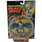 Beast Wars - Deluxe Transmetal 2 - Prowl White Version - MOSC