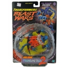 Beast Wars - Deluxe Transmetal 2 - Iguanus - MOSC