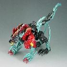 Beast Wars - Deluxe Transmetal 2 - Jawbreaker - Loose - 100% Complete