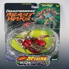 Beast Wars - Deluxe Transmetals - Rattrap - MOSC