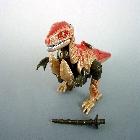 Beast Wars - Fox Kids Deluxe - Dinobot - Loose - 100% Complete