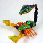 Beast Wars - Series  - Quickstrike - Loose - 100% Complete