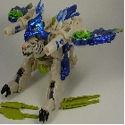 Beast Wars - Series  - Tigerhawk - Loose - 100% Complete