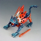 Beast Wars - Transmetal 2 - Iguanus - Loose 100% Complete