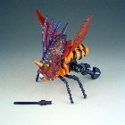 Beast Wars - Fuzors - Injector - Loose - 100% Complete