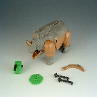 Japanese Beast Wars - Rhinox - Loose - 100% Complete