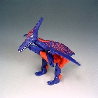 Beast Wars - Lazorbeak  - Loose - Missing Pistol