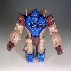 Beast Wars - Mega Transmetal - Optimus Primal - Loose - As Is