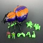 Beast Wars - MicroVerse  - Arachnid - Loose - 100% Complete