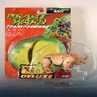 Beast Wars - Deluxe  - Rhinox - MOC - 100% Complete