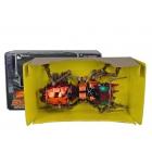 Beast Wars - Mega Transmetal - Scavenger - MIB - 100% Complete