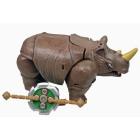 Beast Wars - Telemocha Rhinox - Loose - 100% Complete